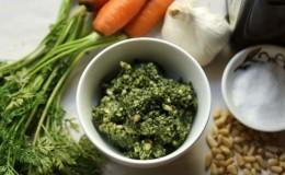 Incroyables propriétés curatives des fanes de carottes: recettes et contre-indications