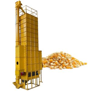 Cos'è un essiccatoio per mais, come funziona e come farlo da solo